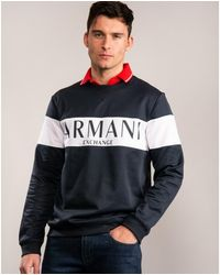Armani Exchange Sweater - Blue