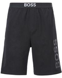 BOSS by Hugo Boss Identity Pyjama Shorts - Black