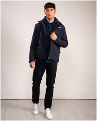 Napapijri Shelter 3 Jacket - Blue