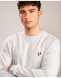 Lyle & Scott Crew Neck Sweatshirt - Grey