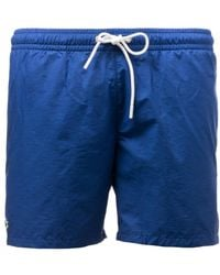 a09e313764 Men's Lacoste Beachwear Online Sale - Lyst