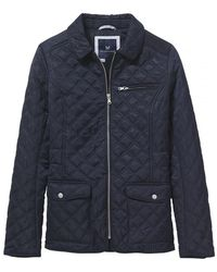 Crew - Quilted Ladies Jacket (aw16) - Lyst