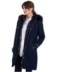 Barbour Bute Jacket - Blue