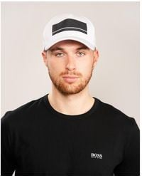 BOSS by Hugo Boss - Raised Cap - Lyst