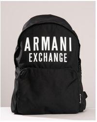Armani Exchange Backpack - Black