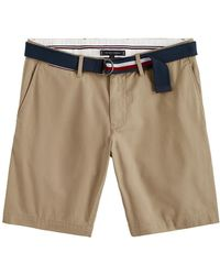 Tommy Hilfiger Brooklyn Short Light Shorts - Natural