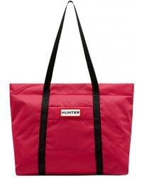 HUNTER - Original Nylon Tote Bag - Lyst