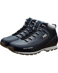 Helly Hansen The Forester Mens Boot - Blue