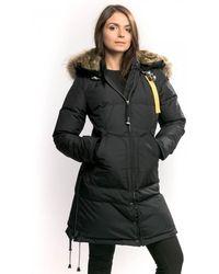 Parajumpers Long Bear Jacket - Black
