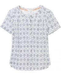 White Stuff - Violetta Sands Womens Jersey Shirt - Lyst