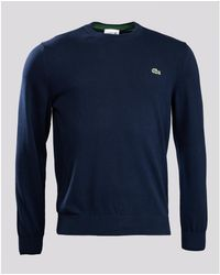 Lacoste Sweater - Blue
