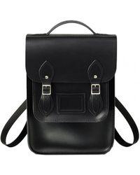 Cambridge Satchel Company Portrait Backpack - Black