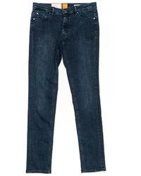 BOSS by Hugo Boss Casual J20 Jeans Press/ - Blue