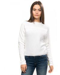 Armani Exchange Armani Pullover - White