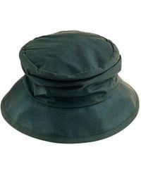 Barbour - Ladies Wax Sports Hat - Lyst
