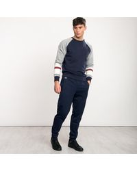 Lacoste Track Bottoms - Blue