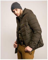 Lyle & Scott Lightweight Puffer Jacket - Green