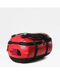 The North Face Base Camp Small Duffel Bag - Red