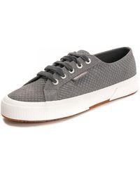 Superga 2750 Fglanacondaw Shoe - Grey