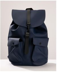 Rains Camp Backpack - Blue