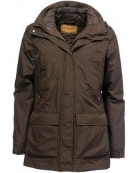 Schoffel Langham Coat - Brown