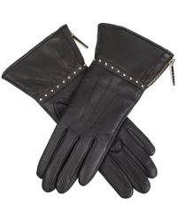 Dents - Monica Faux Sherling Ladies Glove - Lyst