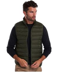 Barbour Bretby Padded Gilet Olive/olive - Green