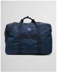 GANT D1. Sports Bag - Blue