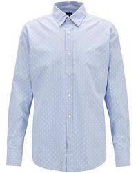 BOSS by Hugo Boss Relegant Shirt - Blue