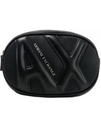Armani Exchange Waist Bag - Black