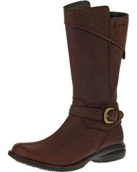 Merrell - Captiva Buckle Down Waterpoof Ladies Boot - Lyst