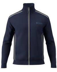 BOSS by HUGO BOSS Tracksuit Jacket - Blue
