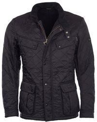 Barbour - Ariel Mens Polarquilt Jacket - Lyst