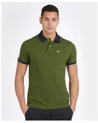Barbour Lynton Polo Shirt - Green