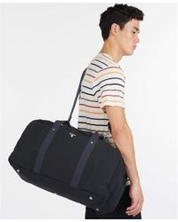 Barbour Cscade Holdall - Blue