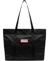 HUNTER - Original Nylon Weekender Bag - Lyst