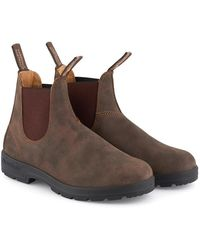 Blundstone 585 Classic Boot - Brown