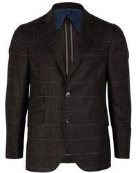 Hackett Mayfair Slim Fit Suit Jacket - Black