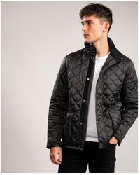 Barbour Vartersay Quilted Jacket - Black