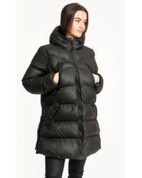 HUNTER Original Puffer Jacket - Black