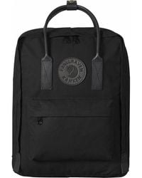 Fjallraven Kanken No.2 Black 16l Backpack