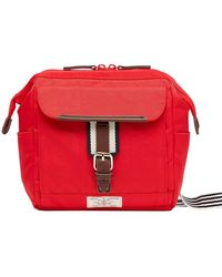 Joules Wells Cross Body Bag - Red