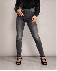 Armani Exchange Armarni Exchange 5 Pocket Jeans - Grey