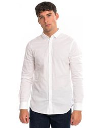 Armani Exchange Camicia - White