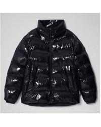 Napapijri A-loyly Shiny Jacket - Multicolour