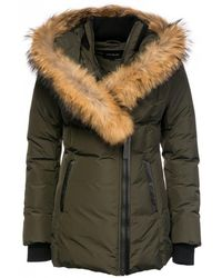 Mackage - Adali-f Fitted Down Womens Coat - Lyst