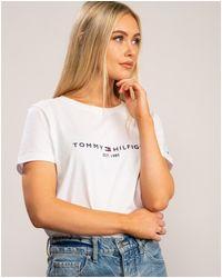Tommy Hilfiger Tee - White