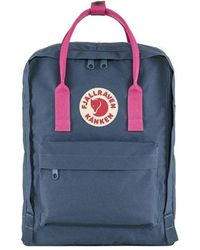 Fjallraven Kanken Classic Backpack - Blue