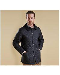Barbour Liddesdale Black Padded Jacket