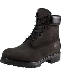 Timberland 6 Inch Premium Waterproof Boots - Black
